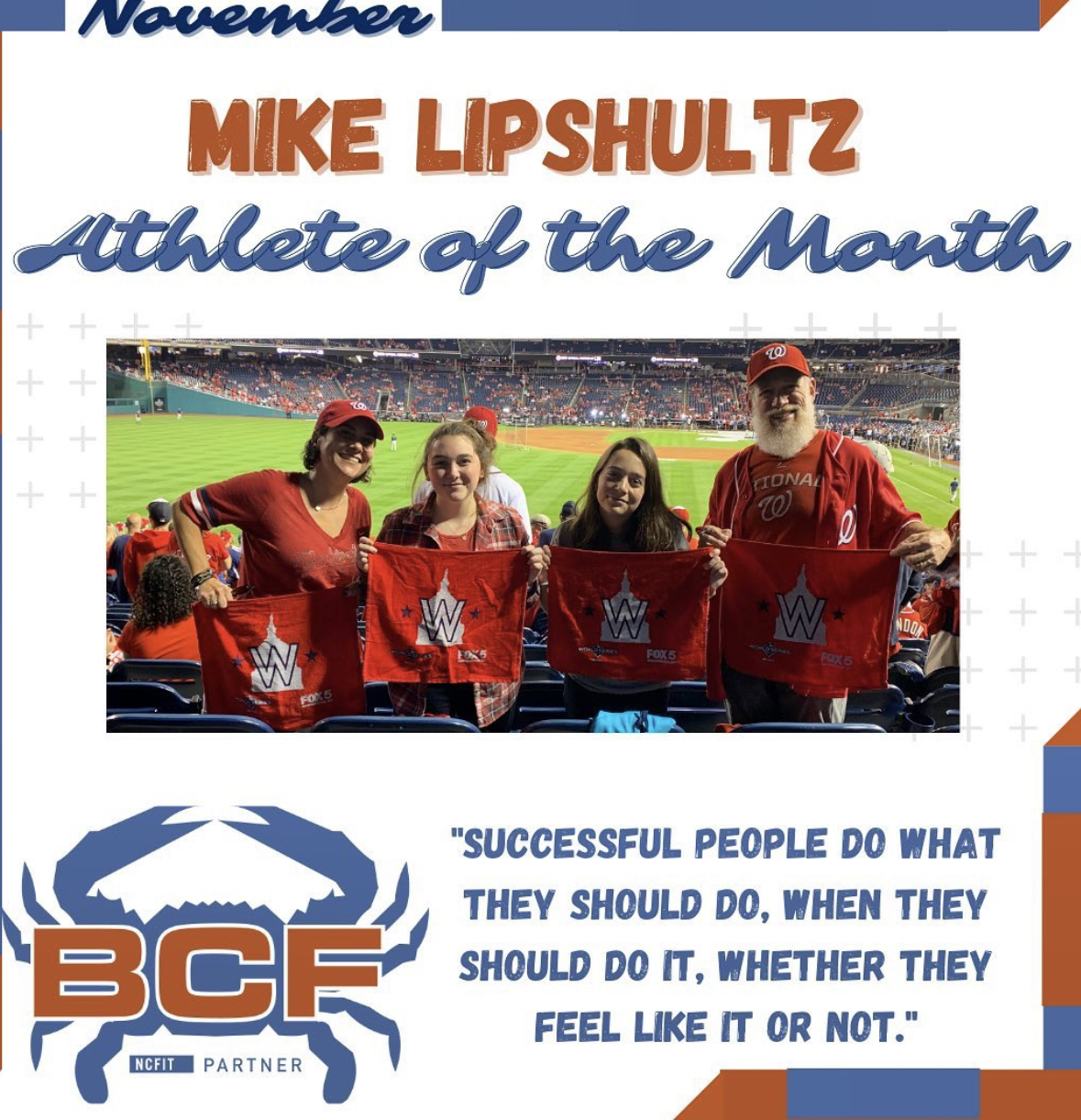 Mike Lipshultzs success story