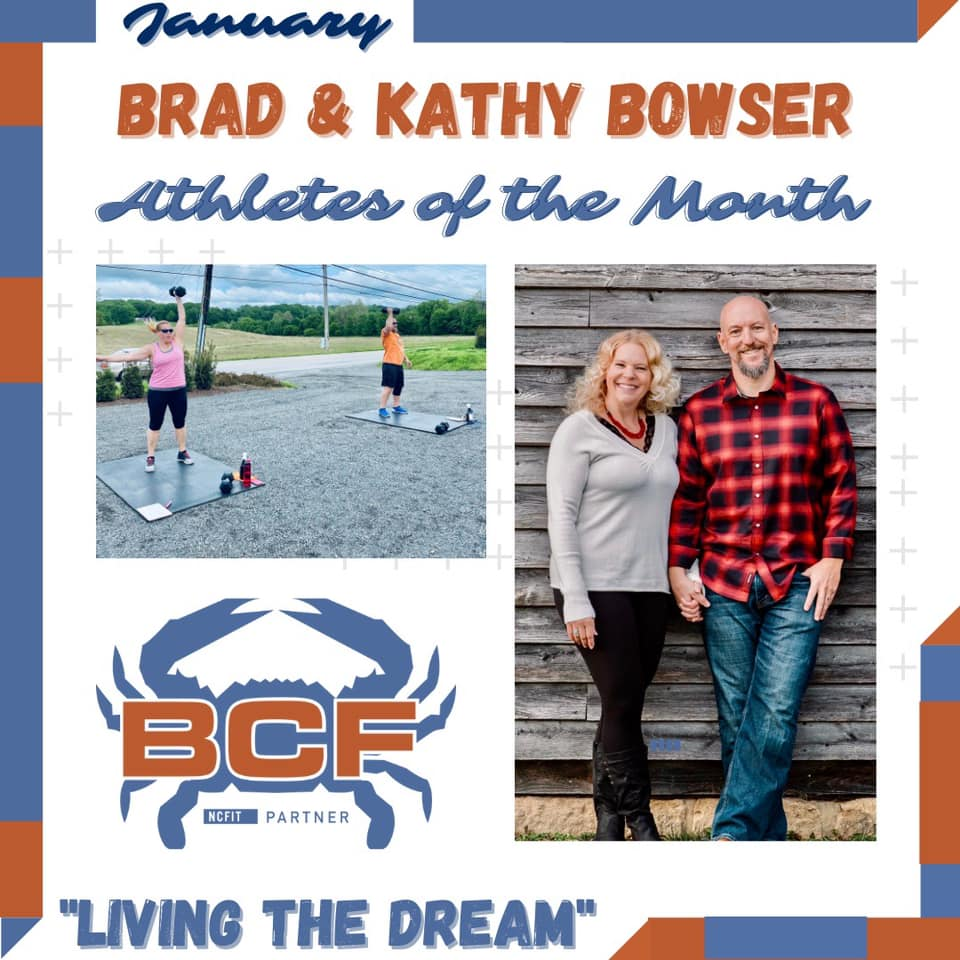 Brad and Kathy Bowsers success story