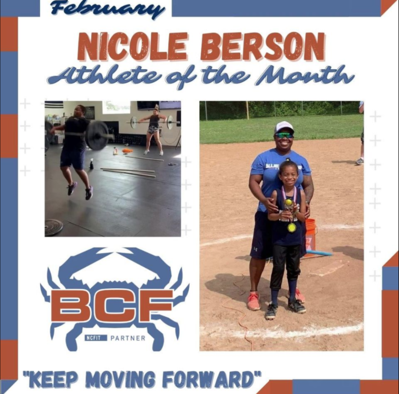 Nicole Bersons success story