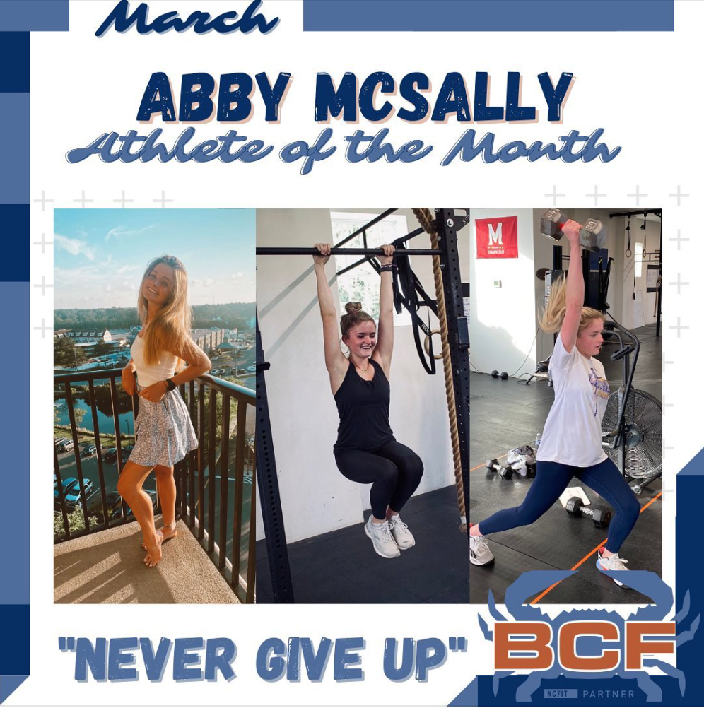 Abby McSallys success story