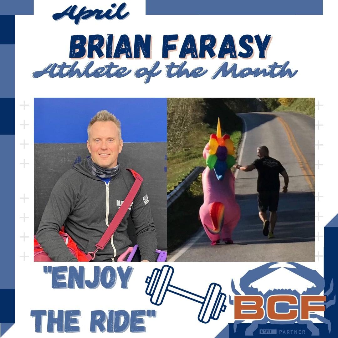 Brian Farasys success story