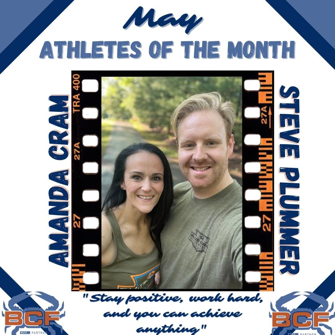 Steve Plummer and Amanda Crams success story