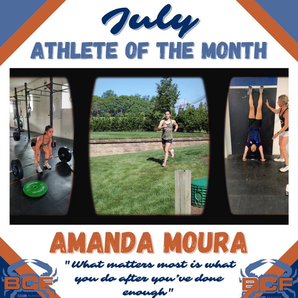Amanda Mouras success story